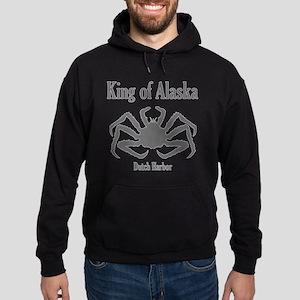 King of Alaska- Hoodie (dark)