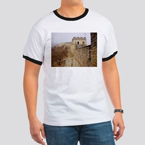 Great Wall Panorama Ringer T