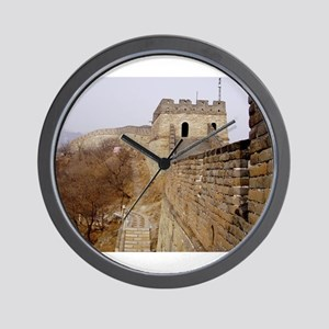 Great Wall Panorama Wall Clock