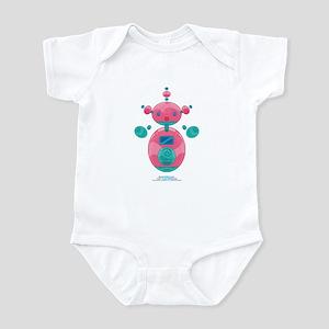 Kawaii Robot 00110001 Infant Bodysuit