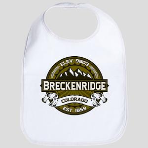 Breckenridge Olive Bib