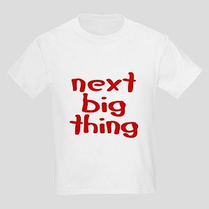 next big thing Kids Light T-Shirt