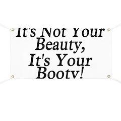 Booty Beauty Banner