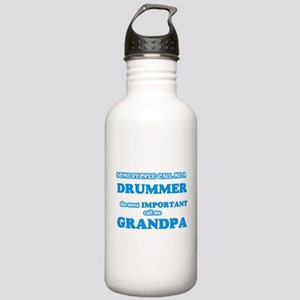 Some call me a Drummer Stainless Water Bottle 1.0L