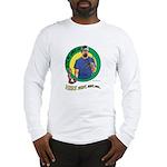 here fishy fishy Long Sleeve T-Shirt