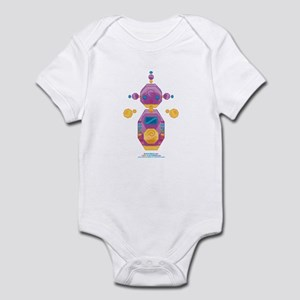 Kawaii Robot 00111000 Infant Bodysuit