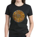 Celtic Crescents Women's Dark T-Shirt