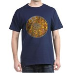 Celtic Crescents Dark T-Shirt