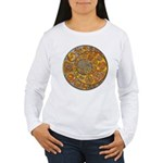 Celtic Crescents Women's Long Sleeve T-Shirt