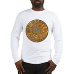 Celtic Crescents Long Sleeve T-Shirt