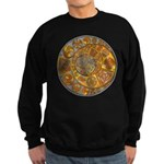 Celtic Crescents Sweatshirt (dark)