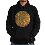 Celtic Crescents Hoodie (dark)