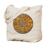 Celtic Crescents Tote Bag