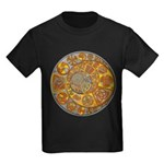 Celtic Crescents Kids Dark T-Shirt