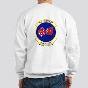 90th 2 SIDE Sweatshirt
