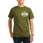 FDNYA Organic Men's T-Shirt (dark)