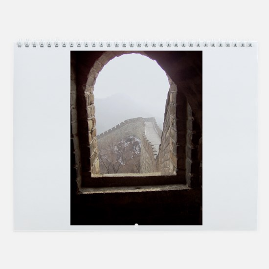 Tower Window 2006 Wall Calendar
