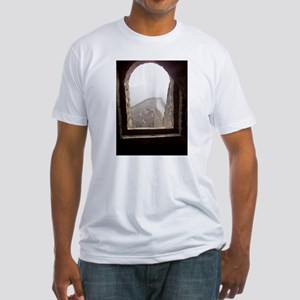 Tower Window Fitted T-Shirt