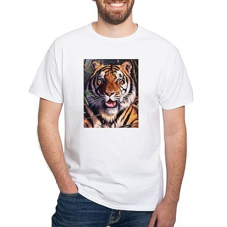 Tiger Tiger White T-Shirt