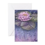 Lily Greeting Cards (Pk of 20)