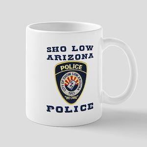 Show Low Police Mug