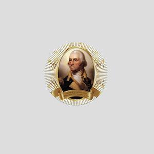 George Washington Portrait Mini Button