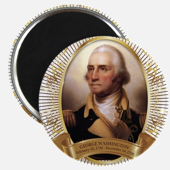 George Washington Portrait Magnet