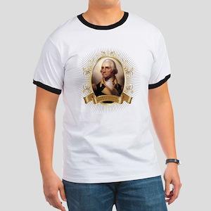 George Washington Portrait Cl Ringer T