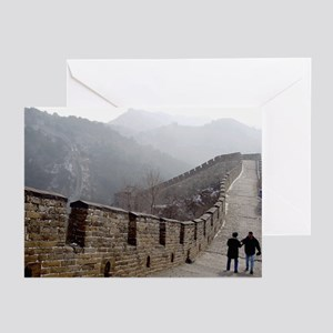 Walk the Wall Greeting Cards (Pk of 10)