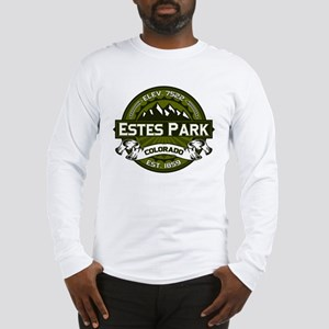 Estes Park Olive Long Sleeve T-Shirt