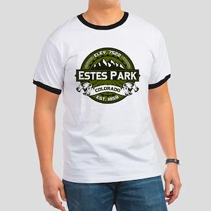 Estes Park Olive Ringer T