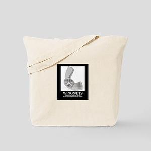 Wingnuts Tote Bag