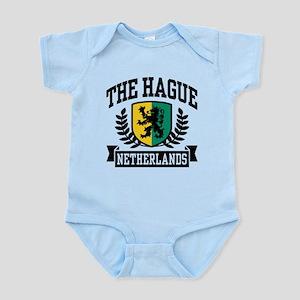 The Hague Netherlands Infant Bodysuit