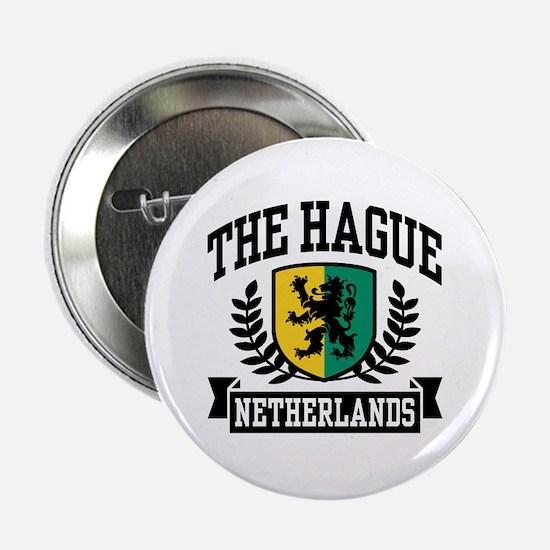 "The Hague Netherlands 2.25"" Button"