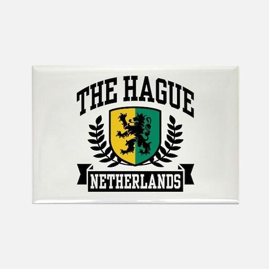 The Hague Netherlands Rectangle Magnet