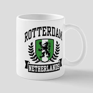 Rotterdam Netherlands Mug
