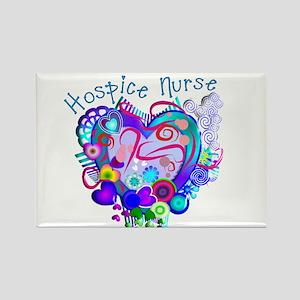 More Hospice Nursing Rectangle Magnet