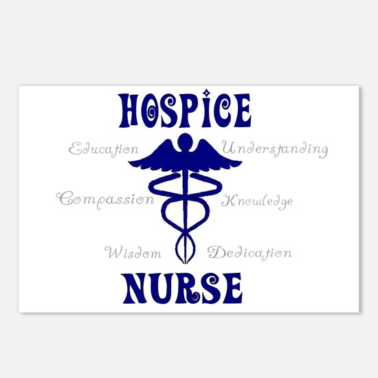 More Hospice Nursing Postcards (Package of 8)