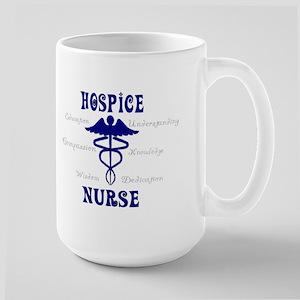 More Hospice Nursing Large Mug