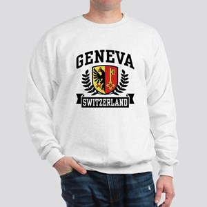 Geneva Switzerland Sweatshirt