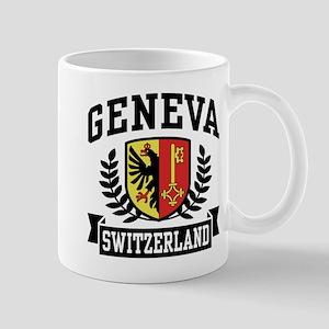 Geneva Switzerland Mug