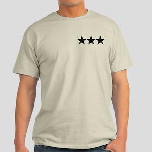 Lieutenant General Light T-Shirt 3