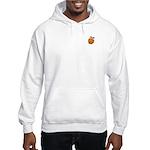 Discordian Eris Kallisti Apple Hooded Sweatshirt