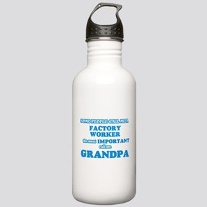 Some call me a Factory Stainless Water Bottle 1.0L