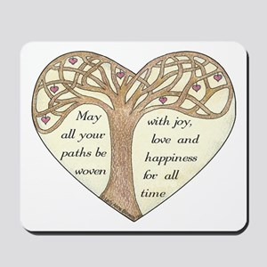 Blessing Tree Mousepad