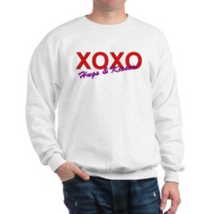 XOXO Hugs & Kisses Sweatshirt
