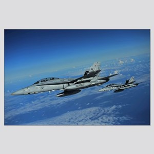 224th Attack Squadron Large Poster