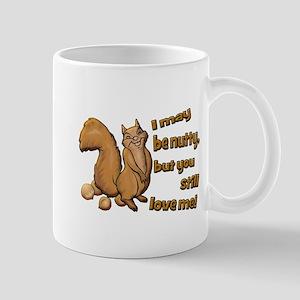 I'm Nutty Mug