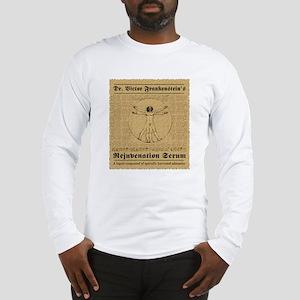 Dr. Frankenstein Long Sleeve T-Shirt
