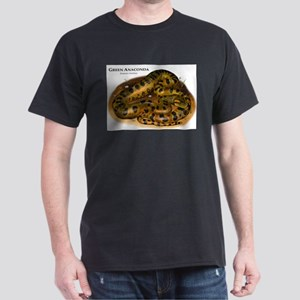 Green Anaconda Dark T-Shirt